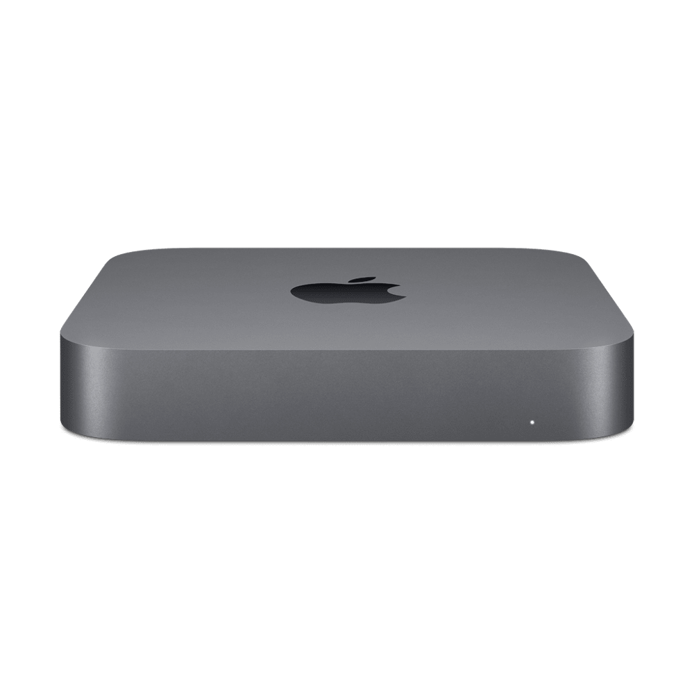 Image of Mac mini with Intel processor